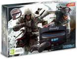 Dendy Assassin Creed 3000-in-1 + пистолет